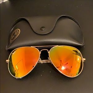 2c30214f54fad Women s Vintage Ray Ban Aviator Sunglasses on Poshmark